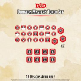 D&D - Dungeon Master's Token Set