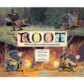 Root: The Underworld Expansion - EN