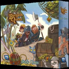 Bargain Quest - Sunk Costs Expansion - EN