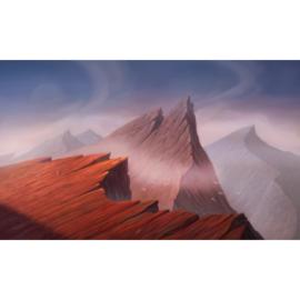 Kraken Wargames Playmats - Mountain