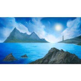 Kraken Wargames Playmats - Island