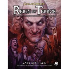 Call of Cthulhu RPG - Reign of Terror - EN