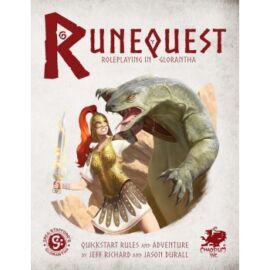 RuneQuest: Roleplaying in Glorantha Quickstart - EN
