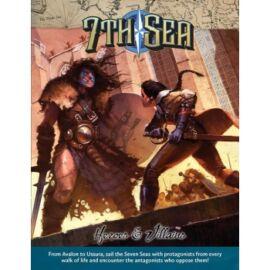 7th Sea RPG - Heroes and Villains - EN