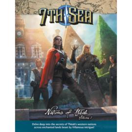 7th Sea RPG - Nations of Theah - Vol 1 - EN