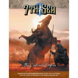 7th Sea RPG - Crescent Empire - EN