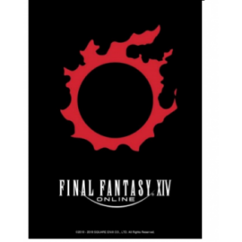 Final Fantasy TCG Sleeves  Final Fantasy XIV Online  Meteor (60 Sleeves)