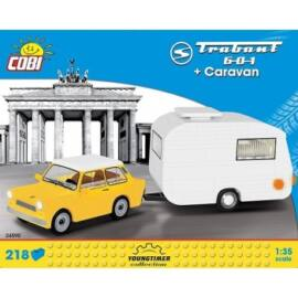 Cobi - Trabant 601 + Caravan