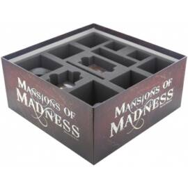 Feldherr foam tray set for Mansions of Madness Second Edition - board game box