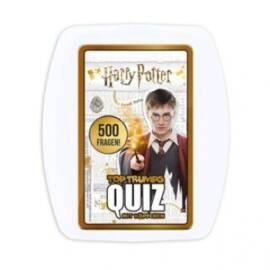 Quiz - Harry Potter - DE