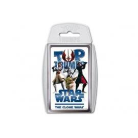 Top Trumps - Star Wars The Clones Wars - DE