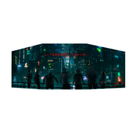 The Altered Carbon RPG GM's Screen - EN