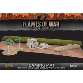 Battlefield In A Box - Gaming Mat - Grassland/Desert