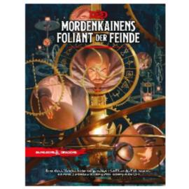 Dungeons & Dragons - Mordenkainens Foliant der Feinde - DE