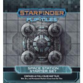 Starfinder Flip-Tiles: Space Station Starter Set