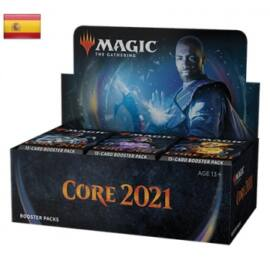 MTG - M21 Core Set Draft Booster Display (36 Packs) - SP