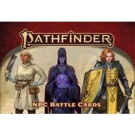 Pathfinder NPC Battle Cards - EN