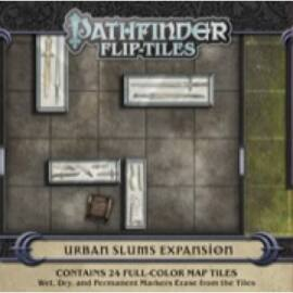 Pathfinder Flip-Tiles: Urban Slums Expansion