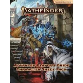 Pathfinder Advanced Player's Guide Character Sheet Pack (P2) - EN