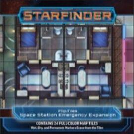 Starfinder Flip-Tiles: Space Station Emergency Expansion