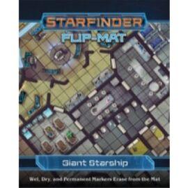 Starfinder Flip-Mat: Giant Starship