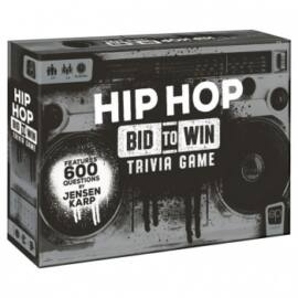 Hip Hop Bid to Win Trivia - EN