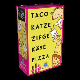 Taco Katze Ziege Käse Pizza - DE