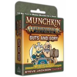 Munchkin Warhammer Age of Sigmar: Guts and Gory - EN