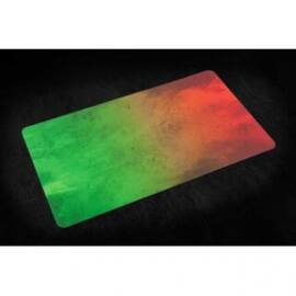 Kraken Wargames Playmats - Green Red Splash