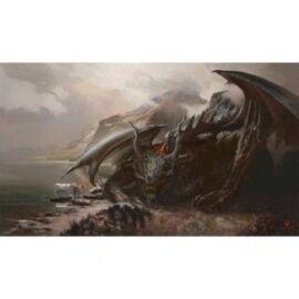 Kraken Wargames Playmats - Wolf & Dragon