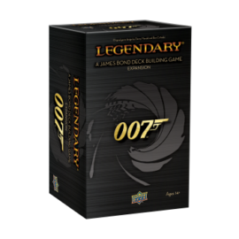 Legendary: 007 A James Bond Deck Building Game Expansion - EN