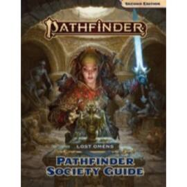 Pathfinder Lost Omens Pathfinder Society Guide (P2) - EN