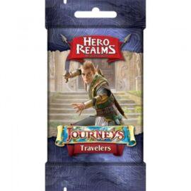 Hero Realms: Journeys Pack Display - Travelers (12 Packs) - EN