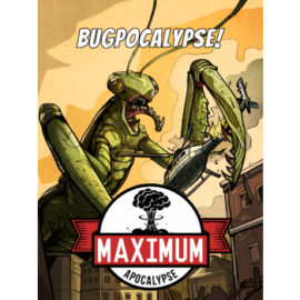 Maximum Apocalypse - Bugpocalypse - EN