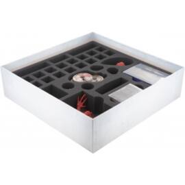 Feldherr foam tray set for Resident Evil 2: The Board Game - box