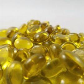 Chessex Gaming Glass Stones in Tube - Yellow (40)