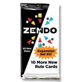Zendo Rules Expansion #2 - EN