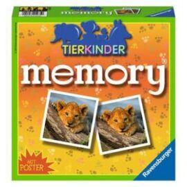Ravensburger Tierkinder memory - DE/FR/IT