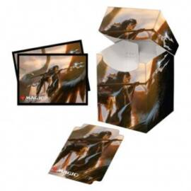 UP - Combo Sleeves and Deck Box Magic: The Gathering - Commander Legends V4