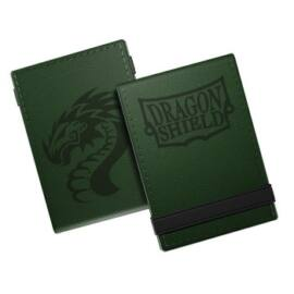 Dragon Shield Life Ledger Forest Green