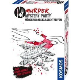 Murder Mystery Party - Mörderisches Klassentreffen - DE