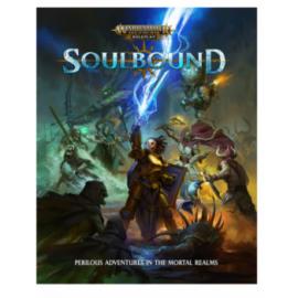 Warhammer Age of Sigmar: Soulbound RPG - EN