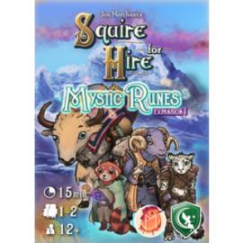 Squire for Hire: Mystic Runes - EN