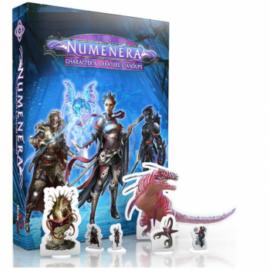 Numenera Character & Creature Standups - EN