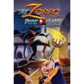 Zorro Dice Game: Heroes and Villains - EN