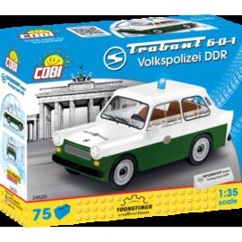 Cobi - Youngtimer Trabant 601 Volkspolizei DDR