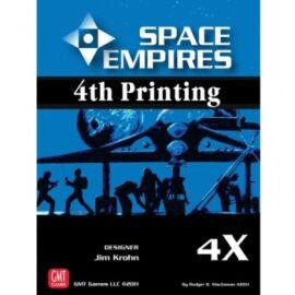 Space Empires 4X 4th printing - EN