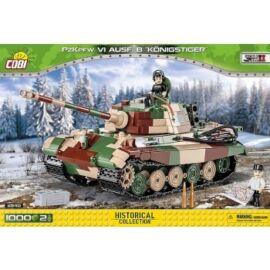 Cobi - Historical Collection World War II Panzerkampfwagen VI Tiger Ausführung B Königstiger