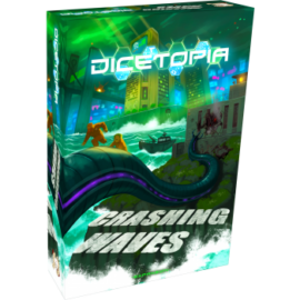 Dicetopia: Crashing Waves Expansion - EN/FR/DE