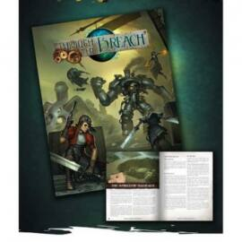 Through the Breach - Core Rules Second Edition - EN